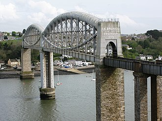 Cornish Main Line - The Royal Albert Bridge