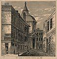 Royal College of Physicians, Warwick Lane, London. Process p Wellcome V0013098.jpg