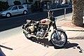 Royal Enfield motorcycle in Perpignan.jpg