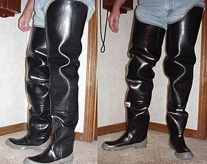 Chap boot