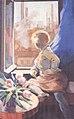 Rudolf Heinisch, Mädchen am Fenster, 1931.jpeg