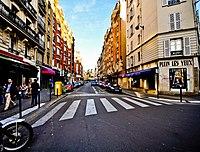 Rue du Poteau, Paris 15 August 2011.jpg