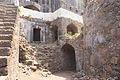 Ruins and stairways, Murud-Janjira.JPG