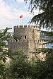 Rumeli Feneri Castle - Halil Pasha Tower.jpg