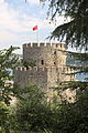 Rumeli Feneri Castle - Halil Pasha Tower.jpg