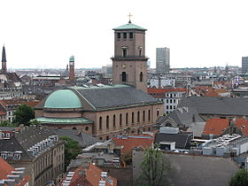 Image illustrative de l'article Cathédrale Notre-Dame de Copenhague
