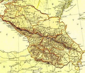 Armenia–Georgia relations - Russian Transcaucasia immediately prior to the formation of the Transcaucasian Federation (1917)
