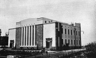 Pinhas Rutenberg - The Palestine Electric Company Ltd in the early 1920s.