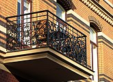 Fil:Rydboholm Gbg balkong.jpg