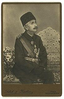 36th and last Sultan of the Ottoman Empire