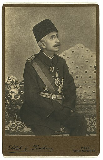 Mehmed VI - Image: Sébah & Joaillier Sultan Mehmed VI