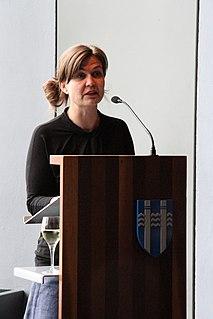 Sóley Tómasdóttir Icelandic politician