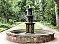 Südfriedh fountain.JPG