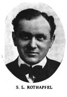 Samuel Roxy Rothafel American theatre impressario