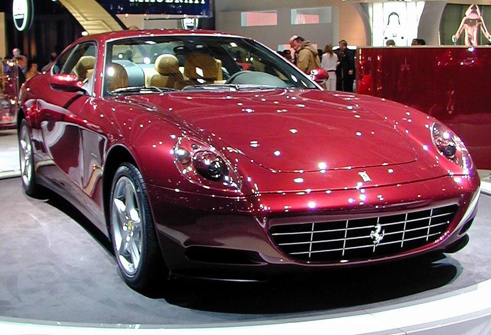 SAG2004 214 Ferrari G12