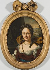 Christina Backer (1658-1734) ?
