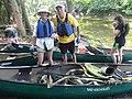 SH 2014 Shenandoah River State Park river clean-up (15165397990).jpg