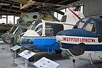 SM-1, SM-2 & Mi-2. Krakow Museum (15962377795).jpg