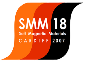 Soft Magnetic Materials Conference - Logo of the SMM18 Conference