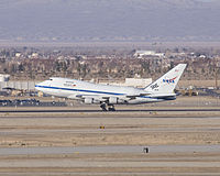 SOFIA lands at Air Force Plant 42.jpg