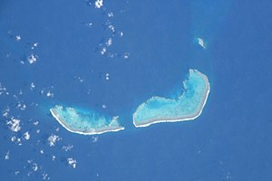 Chesterfield Islands - South Bellona Reefs