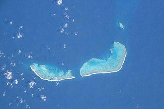 Chesterfield Islands - South Bellona Reefs