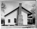 SOUTH ELEVATION - Elkhorn Tavern, Telegraph Road, Pea Ridge, Benton County, AR HABS ARK,4-PEARI.V,1-6.tif