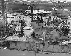 SPS-30 and SPQ-49 on USS Galveston (CLG-3) 1968.jpg