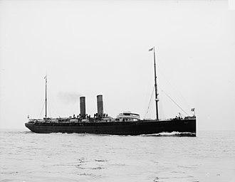 SS La Bretagne - La Bretagne after her 1895 upgrades