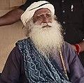 Sadhguru at Isha Gramotsavam 2015 (cropped).jpg