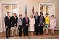 Saeimas priekšsēdētāja Ināra Mūrniece tiekas ar Amerikas Savienoto Valstu Pārstāvju palātas kongresmeņiem (36176791131).jpg