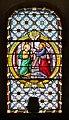 Saint-Pierre-Église Église de Saint-Pierre apôtre Baie 09 Quo Vadis Domine 2016 08 21.jpg