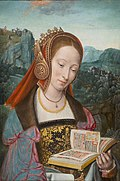 Saint Catherine by the Master of Frankfurt, McNay.jpg