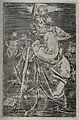 Saint Christopher. Engraving by A. Dürer, 1521. Wellcome V0031878.jpg