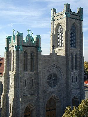 Roman Catholic Diocese of Lansing - St. Mary's Cathedral, Lansing