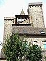 Sainte-Radegonde - Église fortifiée de Sainte-Radegonde -03.JPG