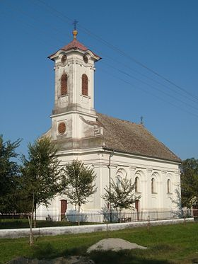 L'église orthodoxe de Lok