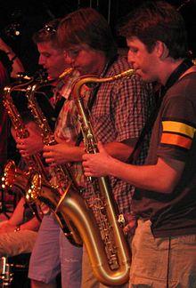 Saksofonisti