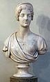 Sala bianca di pietro leopoldo, busto di Maria Luisa di Borbone-Spagna.JPG