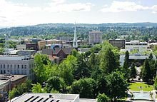 Salem, Oregon - Wikipedia, the free encyclopedia