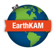 Sally Ride EarthKAM logo