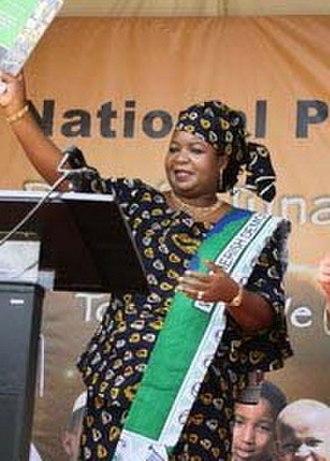 Salma Kikwete - Image: Salma Kikwete
