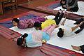 Salvasana - International Day of Yoga Celebration - NCSM - Kolkata 2015-06-21 7398.JPG
