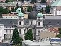 Salzburg Dreifaltigkeitskirche vom Mönchsberg.jpg