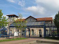 Salzgitter-Bad - Bahnhof - Nordseite 2014-04-22.jpg