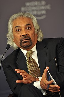 Sam Pitroda at the India Economic Summit 2009.jpg