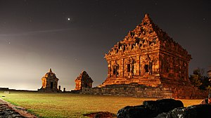 Ijo Temple - Ijo located on the hill southeast from Ratu Boko
