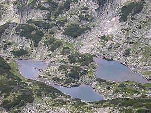 The Samodivski Lakes