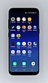 Samsung Galaxy S8 Duos, Startbildschirm.JPG