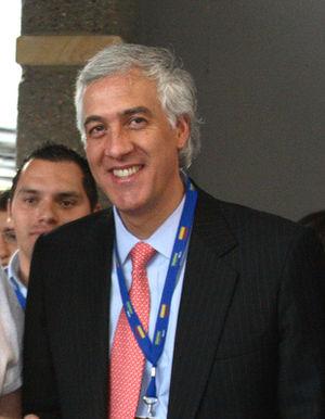 Samuel Moreno Rojas - Image: Samuel Moreno